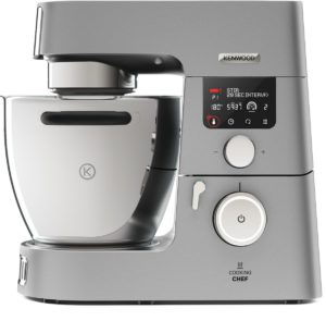 Kenwood Cooking Chef Gourmet KCC9060S Küchenmaschine (1500 W, Induktion 20-180°C - PLATZ 4